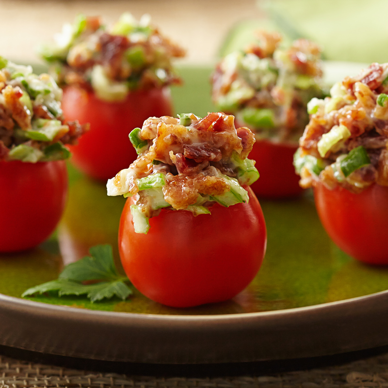 NatureSweet® Glorys® Tomato Bacon Bites