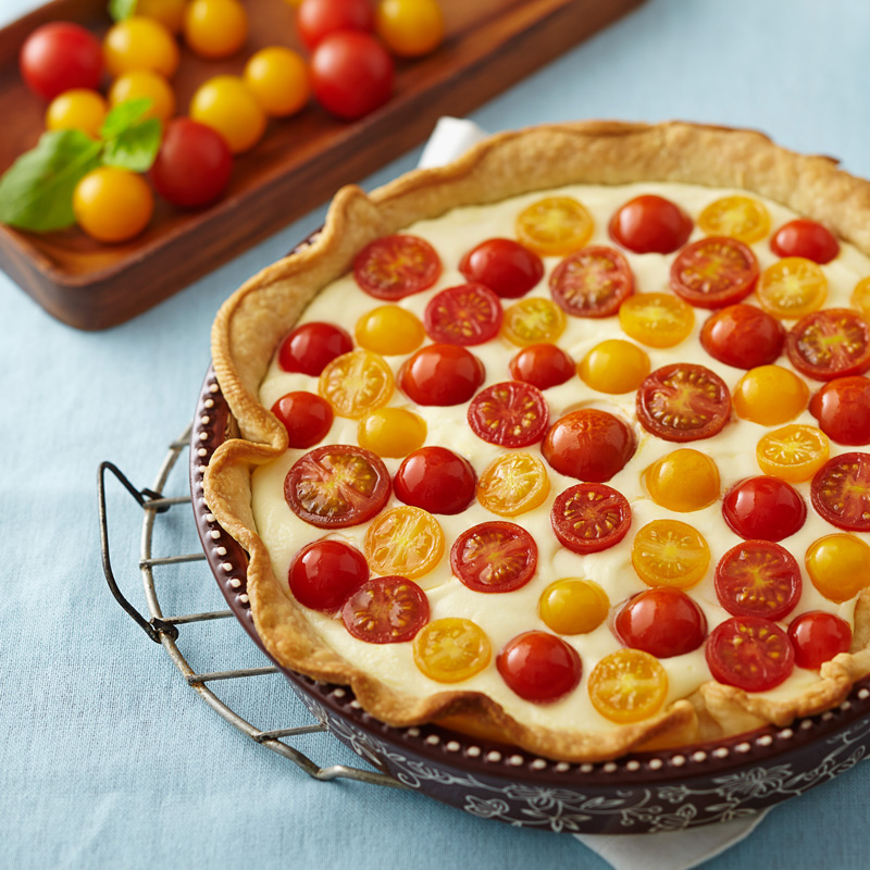 NatureSweet® Constellation™ Luscious Tomato Pie